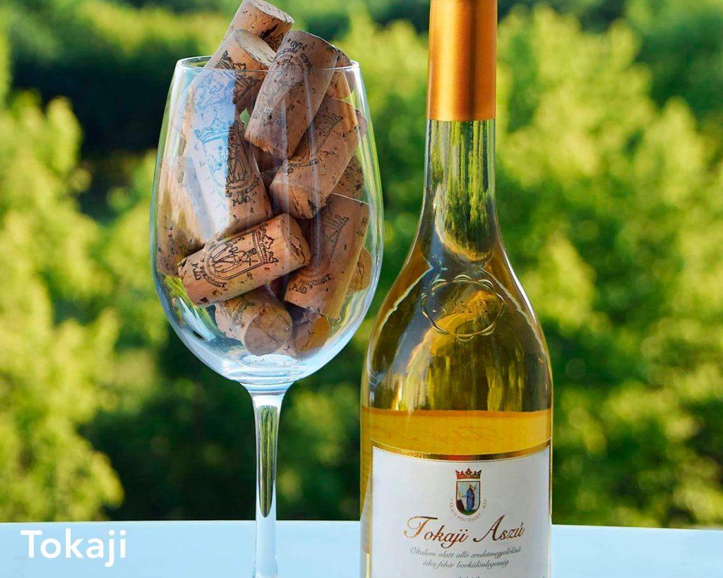 Tokaji matkat unkariin viini