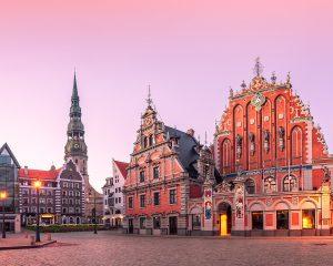 Resor till Riga