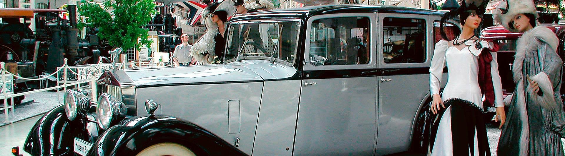 Matka Euroopan automuseut speyr tekniikkamuseo