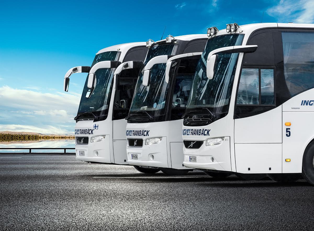 Buss nr 5, 6 och 46