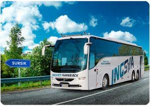 Busstidtabeller, aikataulut, Sursik Skoltrafik skolbuss