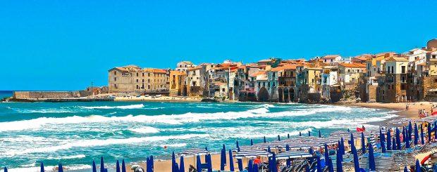 Cefalu matkat italiaan resor italien