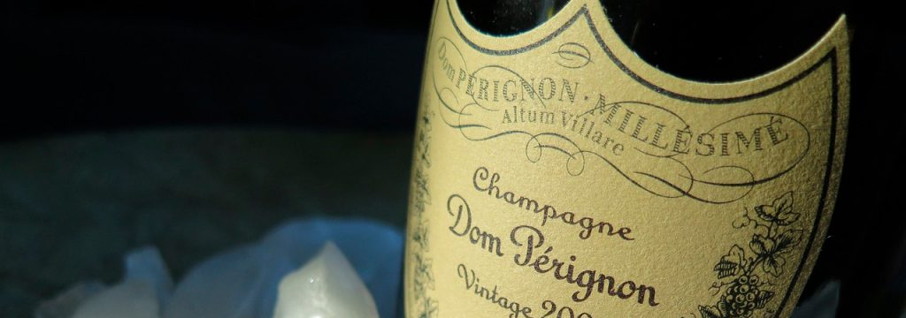 Viinimatkalla Dom Perignonin alkulähteillä