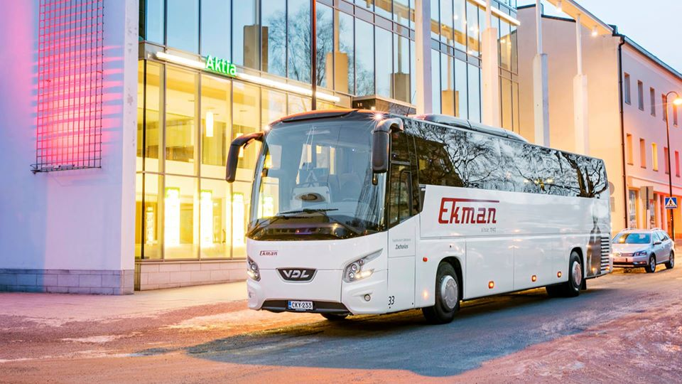 Ekmans bussar