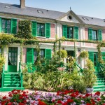 Giverny - Claude Monets hus