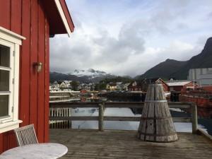 Norge Lofoten Anker Brygge