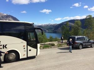 Norge Lofoten Henningsvaer