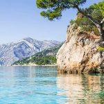 Matka Kroatiaan Makarska riviera