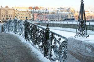Petersburg vinter