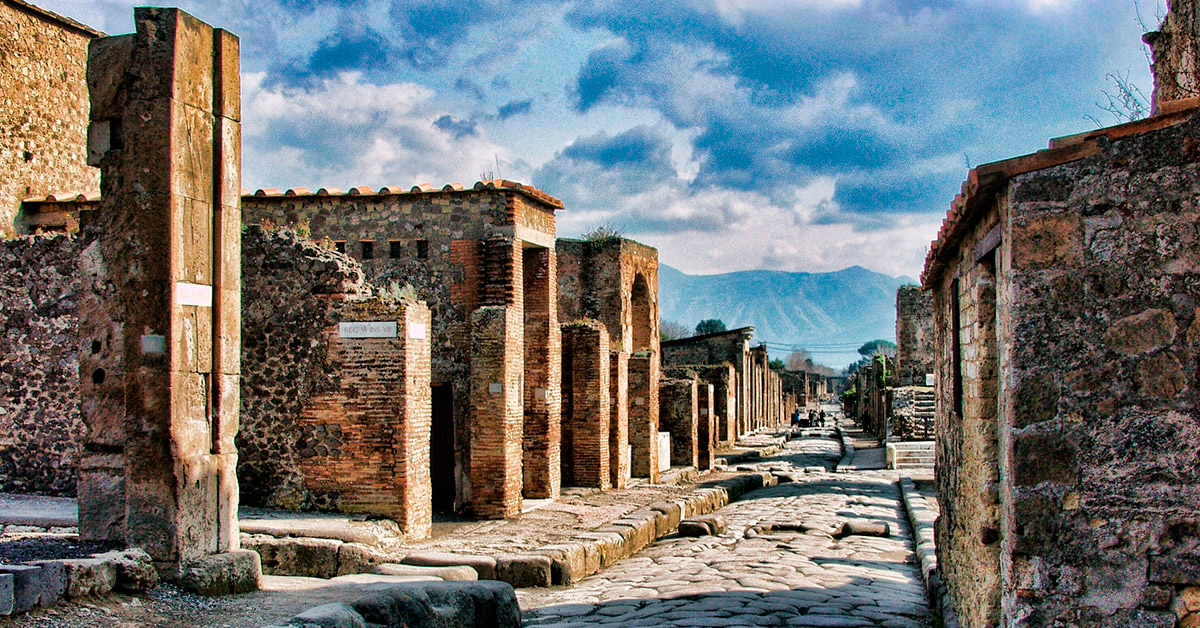 Pompeiji maktat italiaan resor