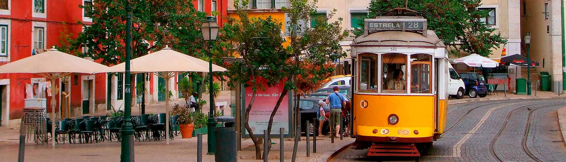 Matkat Portugaliin Resor till Portugal