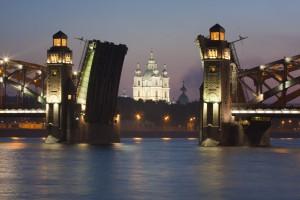 St Petersburg natt