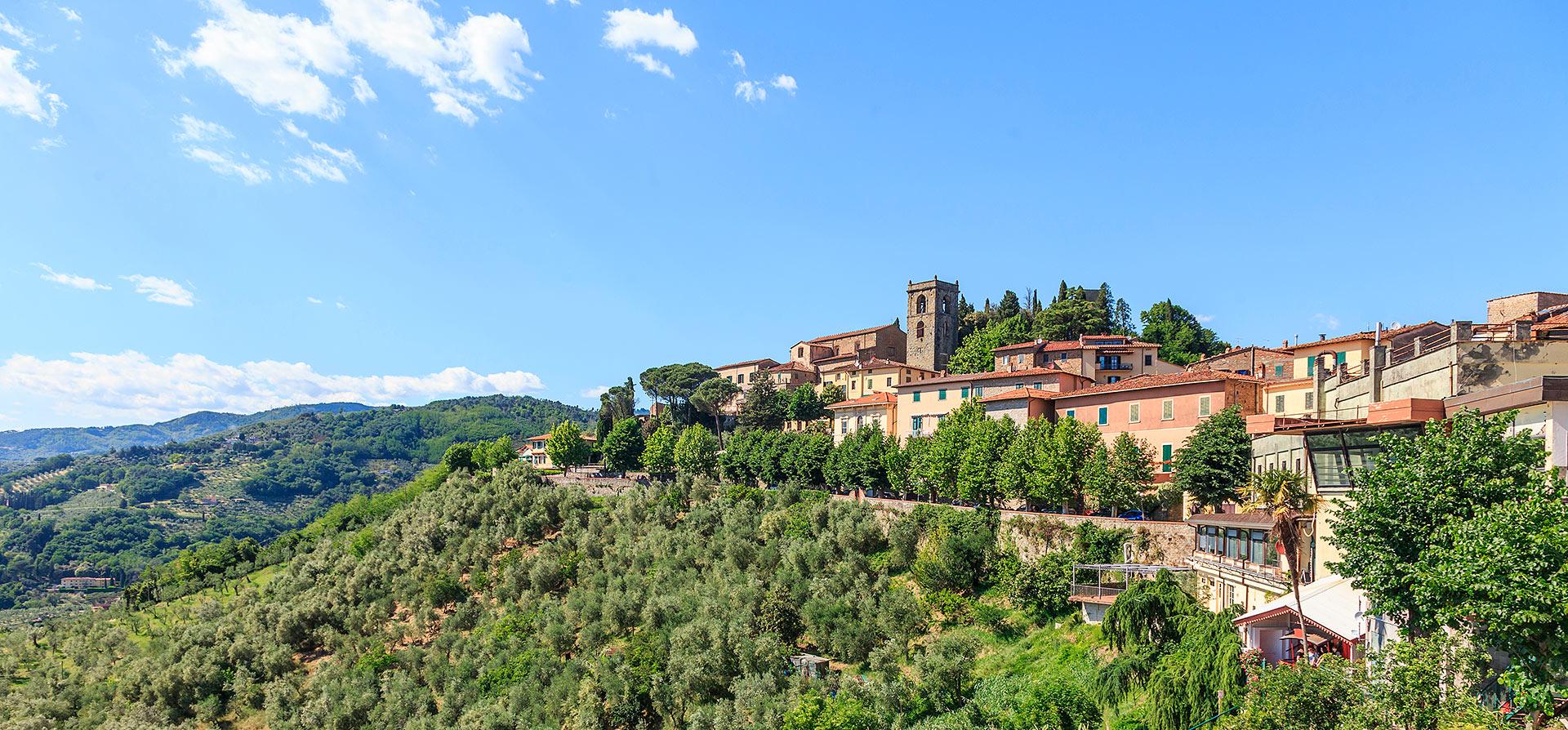 Toscana resa italien Montecatini Alto