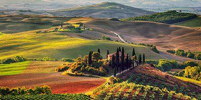 Resor till Europa: Toscana, Frankrike, Alperna, Kroatien