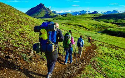 Vaellusmatkat Islantiin ja Andorraan