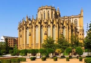 Vitora-Gasteiz cathedral