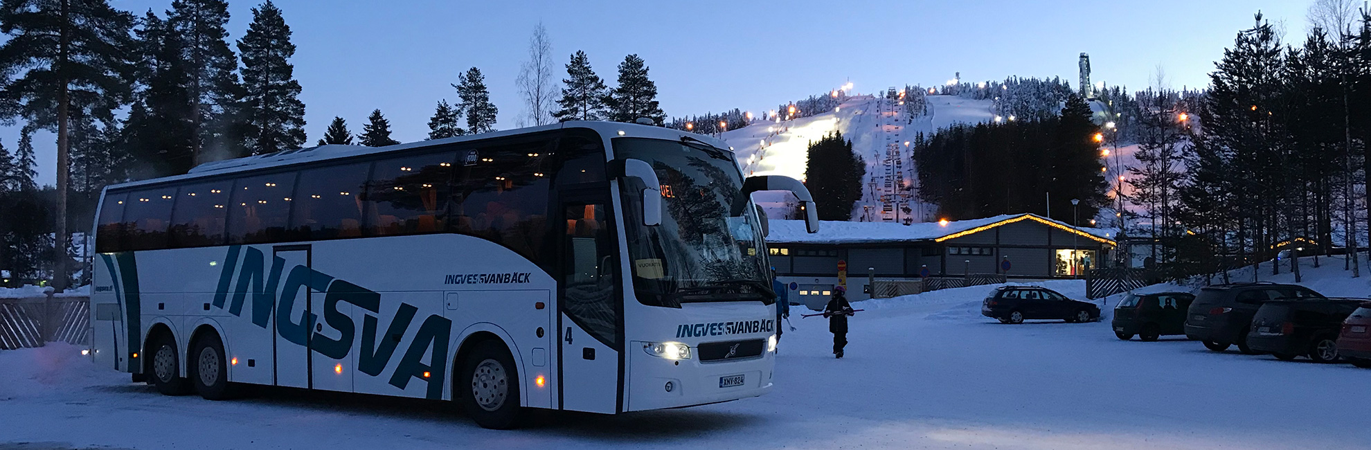 tilausajot charter-buses finland tilausbussi