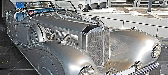 Matka euroopan automuseot