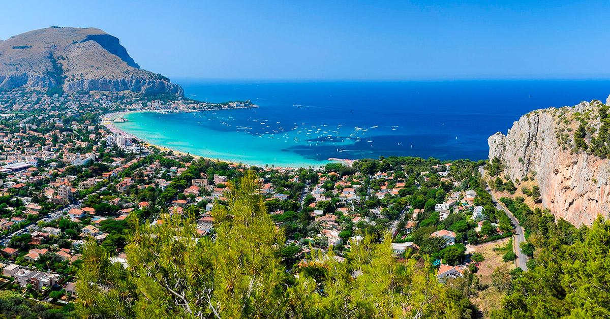 Palermo matkat italiaan resor